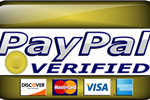 Shop Safely with PayPal